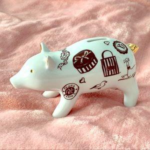 Henri Bendel Piggy Bank